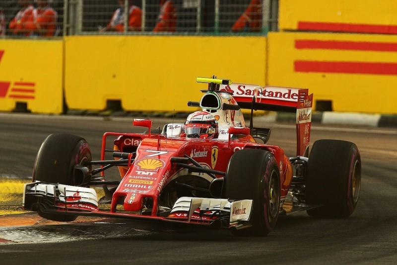 Singapore GP: Ferrari's Raikkonen tipping three-team fight for pole