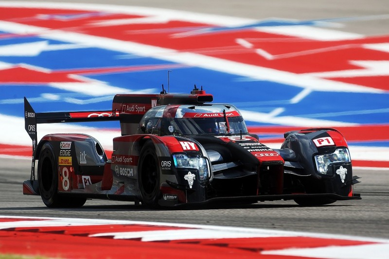 WEC Austin: Audi leads close first practice with Oliver Jarvis