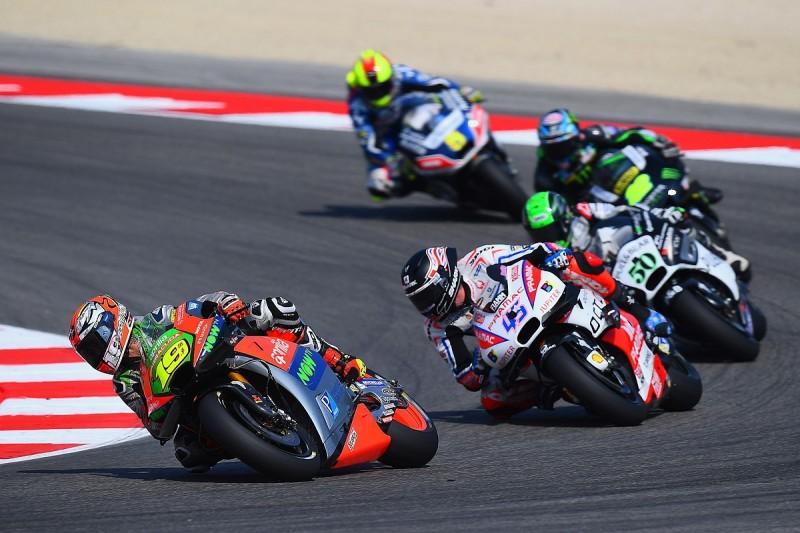 Aprilia's MotoGP package 'maturing' after Misano breakthrough