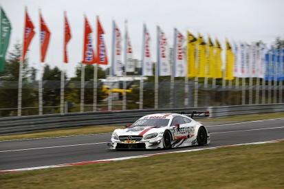 Felix Rosenqvist to complete 2016 DTM season with Mercedes