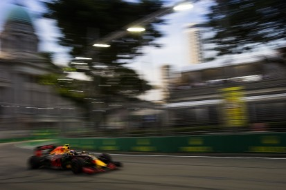 Max Verstappen gets sole upgraded Renault F1 engine for Singapore