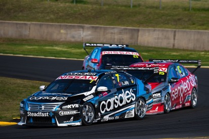 Nissan extends commitment to Australian Supercars series