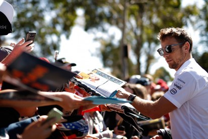 Formula 1 must target the appeal of Pokemon Go, Button believes