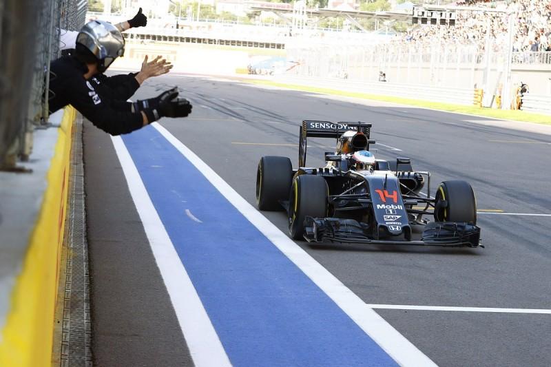 McLaren-Honda F1 victory would be Fernando Alonso's best achievement