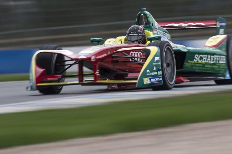Audi works Formula E entry won't affect its WEC programme