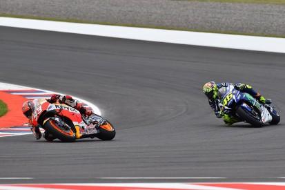 Rossi: MotoGP points gap to Marquez still too big