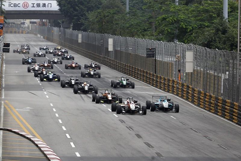 Formula 3's Macau Grand Prix given World Cup status by FIA