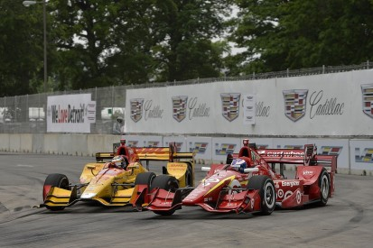 Universal IndyCar aero kit in 2018, Honda/Chevy development frozen