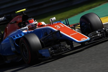 Manor started work on 2017 Formula 1 car in January