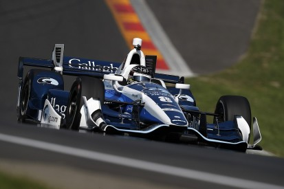 Ganassi IndyCar team wants new deal with ex-F1 driver Chilton