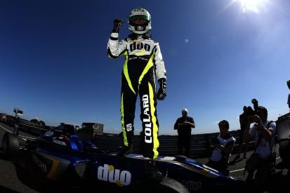BRDC British F3 runner-up Collard gets Euro F3 test with Carlin
