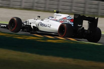 Williams Formula 1 team posts profit in first half of 2016