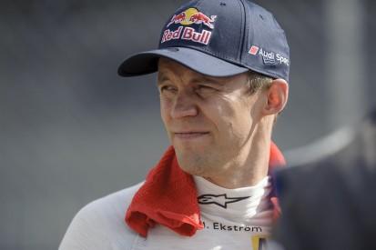 Audi DTM driver Ekstrom could skip finale for World Rallycross