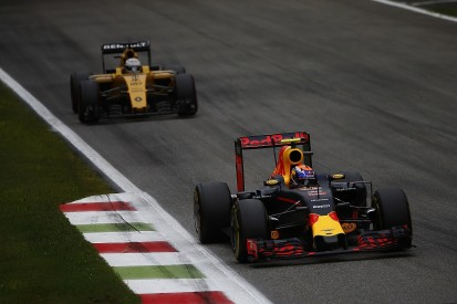 Renault Formula 1 engine shows 'big progress' with Monza pace