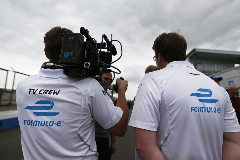 Analysis: Why Formula E'S UK Channel 5 deal is 'essential'