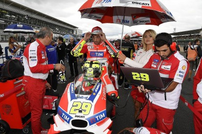 Andrea Iannone committed to returning from injury for Aragon MotoGP