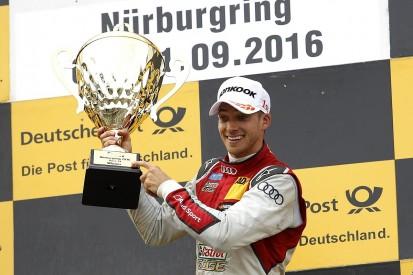 DTM Nurburgring: Audi's Mortara beats Mercedes' Auer to victory