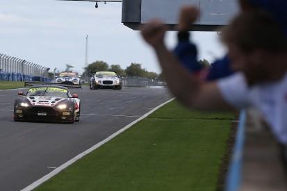 British GT: Jonathan Adam makes history by defending championship