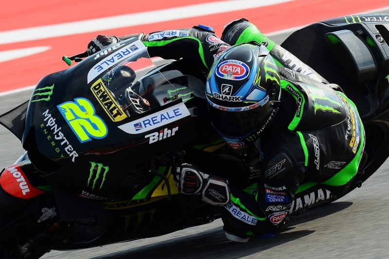 Alex Lowes Tech 3 MotoGP deal replacing Bradley Smith extended