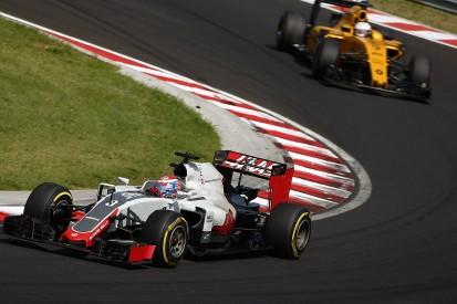 Romain Grosjean saw Renault's 2016 F1 struggles coming