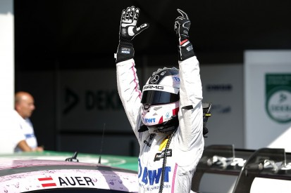 DTM Nurburgring: Lucas Auer on top again in second qualifying