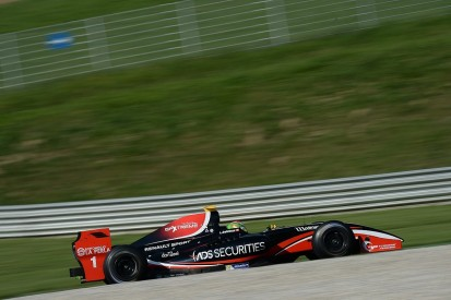 Red Bull Ring FV8 3.5: Louis Deletraz takes maiden pole position