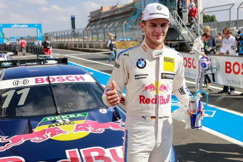 DTM Nurburgring: Marco Wittmann on pole for race one