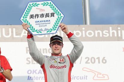 McLaren F1 driver Stoffel Vandoorne takes maiden Super Formula win