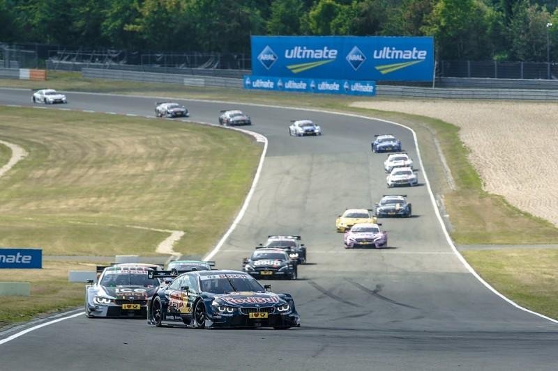 DTM Nurburgring: Championship leader Wittmann leads BMW 1-2