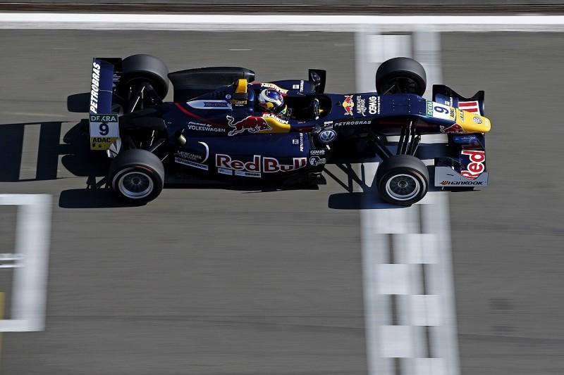 F3 Nurburgring: Sette Camara fastest but Stroll gets race one pole