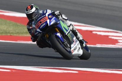 Jorge Lorenzo 'finally comfortable' on Yamaha MotoGP bike again