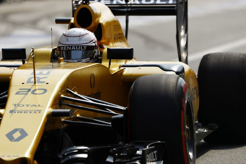 Renault to re-use Kevin Magnussen's F1 engine from Spa crash