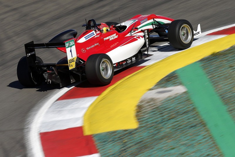 F3 Nurburgring: Stroll and Gunther split second qualifying poles