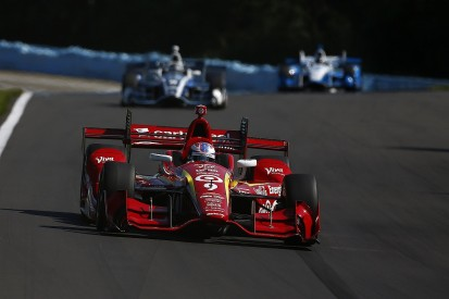 Ganassi IndyCar team could switch back to Honda in 2017