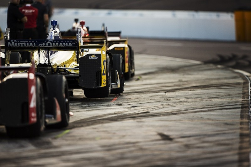 IndyCar reveals new testing restrictions for 2017 season