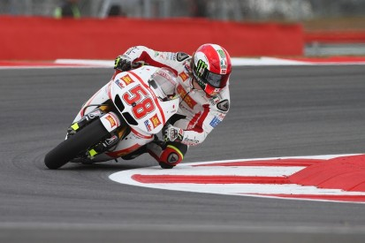 Marco Simoncelli's number 58 retired from MotoGP