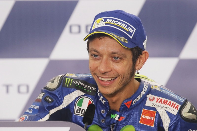 Valentino Rossi keen on racing in Suzuka 8 Hour again in the future