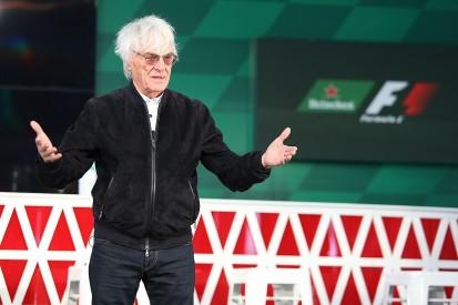 Bernie Ecclestone to remain F1 CEO when Liberty takeover completes
