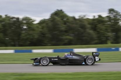 Formula E testing: Buemi puts Renault e.dams on top on final day