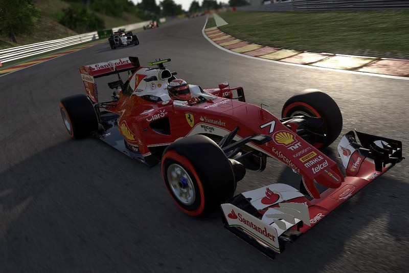 F1 2016 game to be released on mobile devices and Apple TV