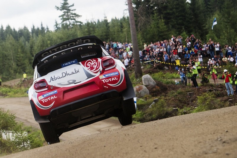 Citroen enters Meeke and Breen for WRC Corsica, Lefebvre recovering