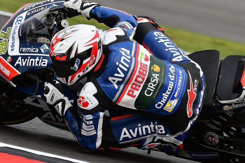 Loris Baz ruled out of MotoGP Misano after huge Silverstone crash