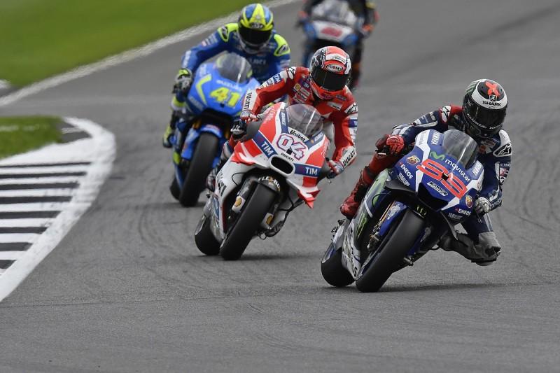 Jorge Lorenzo's MotoGP set-up gamble failed at Silverstone