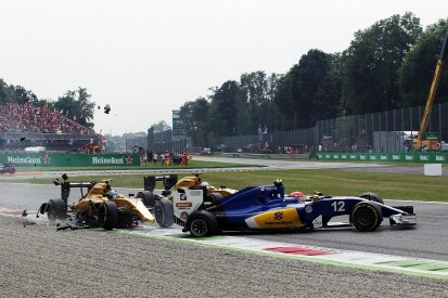 Sauber F1 team says Palmer should 'stick to the facts' on Nasr clash