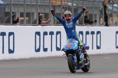 Maverick Vinales didn't expect MotoGP win before moving to Yamaha