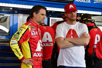 NASCAR's Dale Earnhardt Jr encouraged by signs of recovery