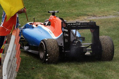 Manor's issues in F1's Italian GP unacceptable, chief Ryan believes