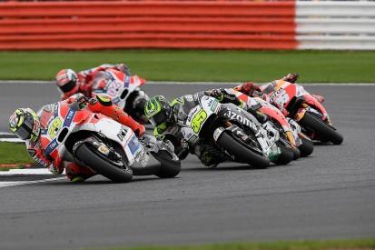 Ducati's Iannone, Dovizioso both had arm pump in Silverstone MotoGP