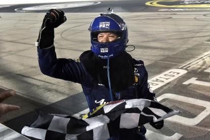 Darlington NASCAR: Martin Truex Jr holds off Kevin Harvick