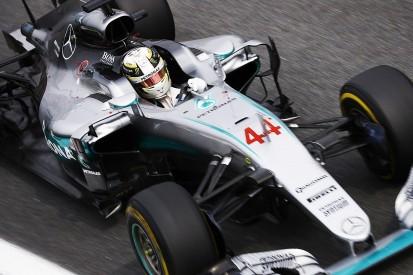 Lewis Hamilton: Mercedes F1 start problems not a quick fix